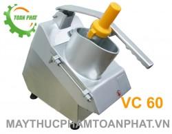 Máy thái rau củ quả VC60