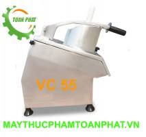 Máy thái rau củ quả VC55