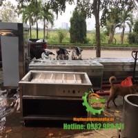 Bàn dưỡng nóng thức ăn BN-36V