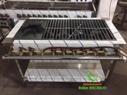 Bếp hầm xương kiểu Hàn Quốc