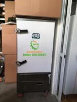 Tủ nấu cơm công nghiệp 8 khay sử dụng gas