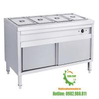 Tủ giữ nóng thức ăn 4 khay TGN-4K14