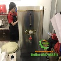 Tủ đun nước sôi pha trà Đài Loan 120l
