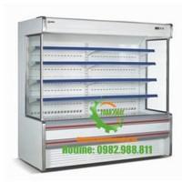 Tủ mát siêu thị dạng đứng,lốc ngoài SPG-1500FW, SPG-2000FW, SPG-2500FW