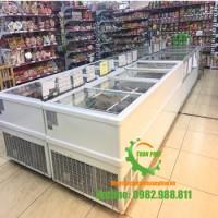 Tủ đảo siêu thị XFG-20