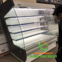 Tủ mát siêu thị