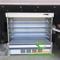 Tủ siêu thị dạng đứng 5 tầng 1.2m